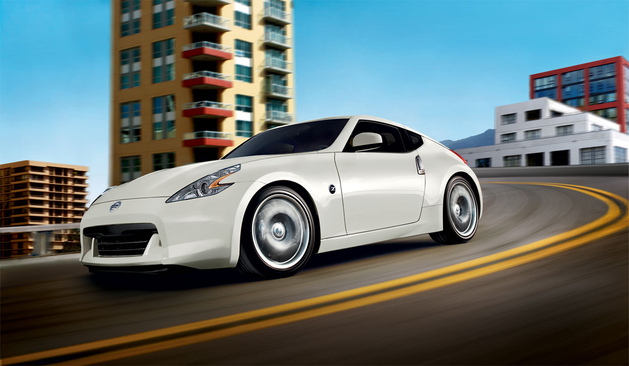 The 2011 Nissan 370Z is also