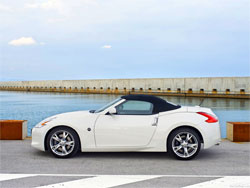 2012 Nissan 370z Roadster Touring Edition
