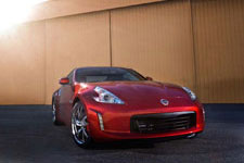 2013 Nissan 370z front