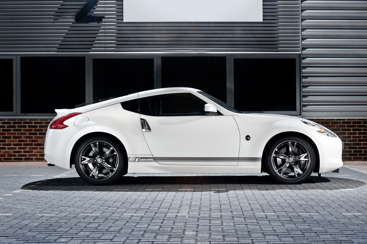 nissan 370z gt edition sharper and smoother. Black Bedroom Furniture Sets. Home Design Ideas