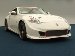 nissan 370z nismo race car