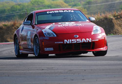 Nissan 350z NATIONAL AUTO SPORT ASSOCIATION