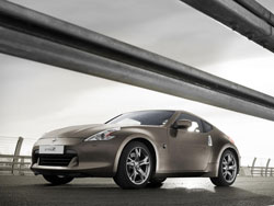 2010 nissan 370z anniversary edition